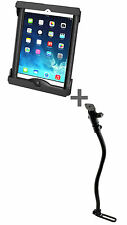RAM Vehicle No-Drill Mount for iPad Air, Air 2, For Use With Case or Sleeve