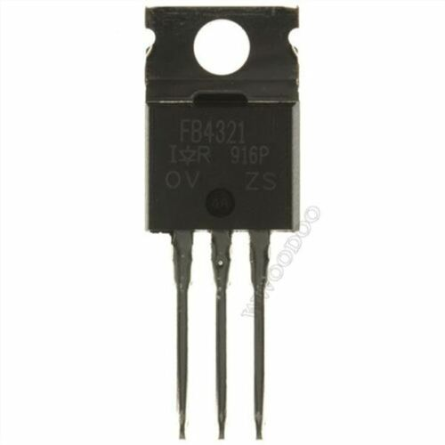 2Pcs IRFB4321 Hexfet Power Mosfet TO-220 in