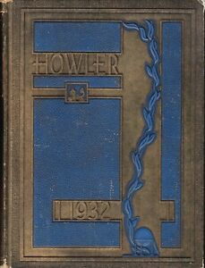 WAKE-FOREST-COLLEGE-ANNUAL-WAKE-FOREST-N-C-034-THE-HOWLER-034-1932