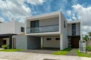 Casa equipada en venta casa en Conkal