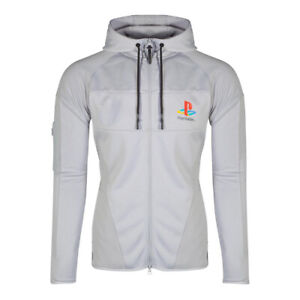 Sony Playstation Tech19 Full Length Zipper Hoodie Male