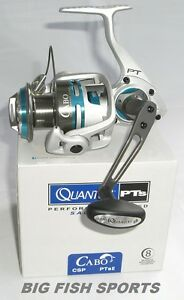 QUANTUM-CABO-PTs-Spinning-Reel-CSP60PTSE-4-9-1-Ratio-FREE-USA-SHIPPING-NEW