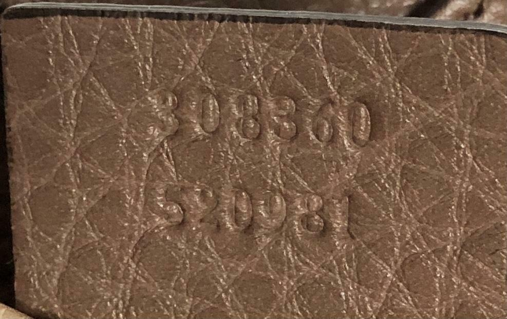 Gucci Diana Bamboo Top Handle Tote Leather Small - image 9