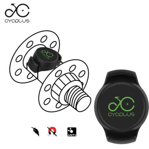 CYCPLUS Wireless BT /& ANT Bike Bicycle Speed Sensor IPX7 8g Ultra-small M9J7