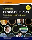 Complete Business Studies for Cambridge IGCSE and O Level by Brian Titley (Mixed media product, 2015)