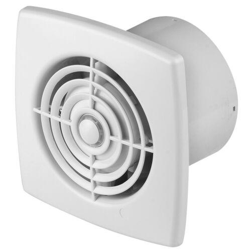 Housing Fan Bathroom Fan Humidistat Motion Sensor Fan Ventilator Bathroom Ø100
