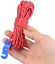 Azarxis 4 Pack Guy Ropes High-Strength Lightweight 4m 3mm Reflective Guy Line