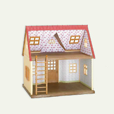 Calico Critters Sylvanian Families Wallpaper For Starter Home Set House Pattern