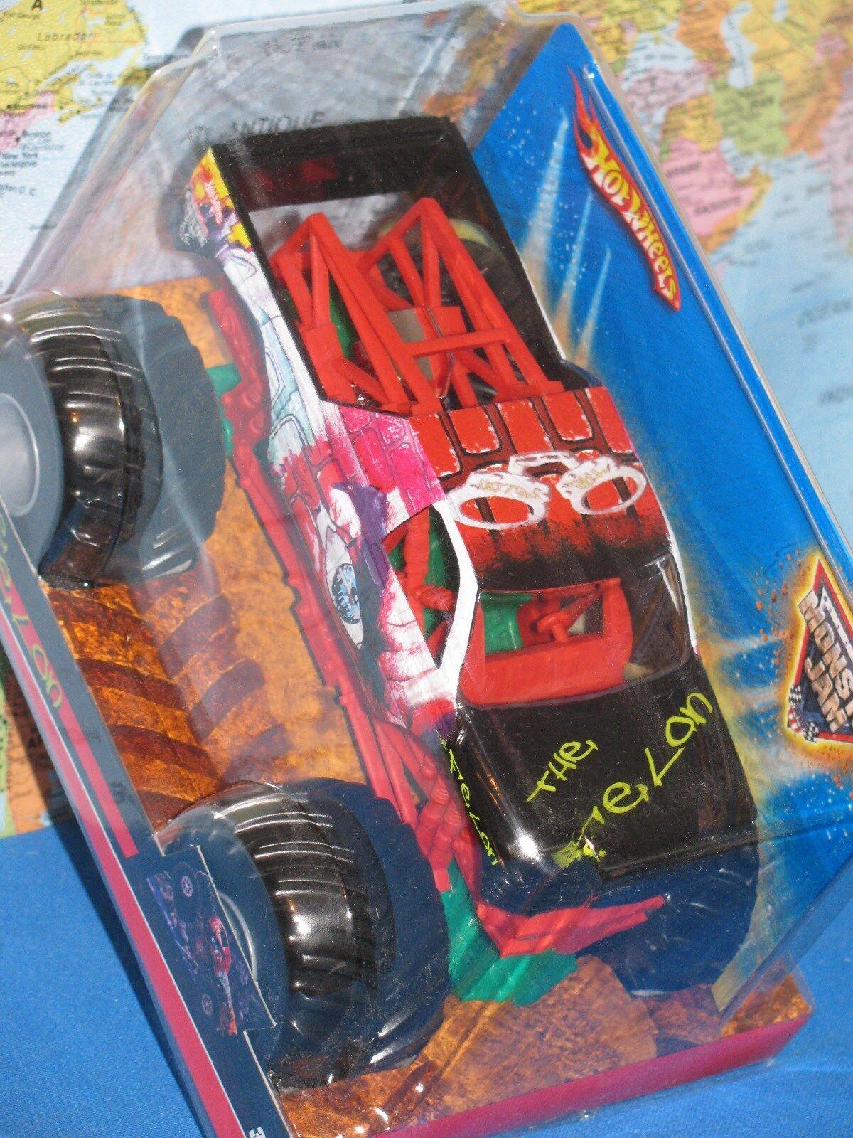 1 1 1 24 Hot Wheels Mermelada de Monstruo Camión la Criminal Metal Fundido Advance 2f86f2