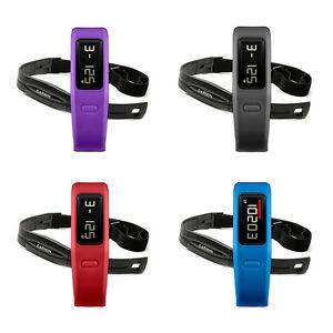 Garmin Vivofit Fitness Activity Tracker Multisport Pulse Watch Various Colours
