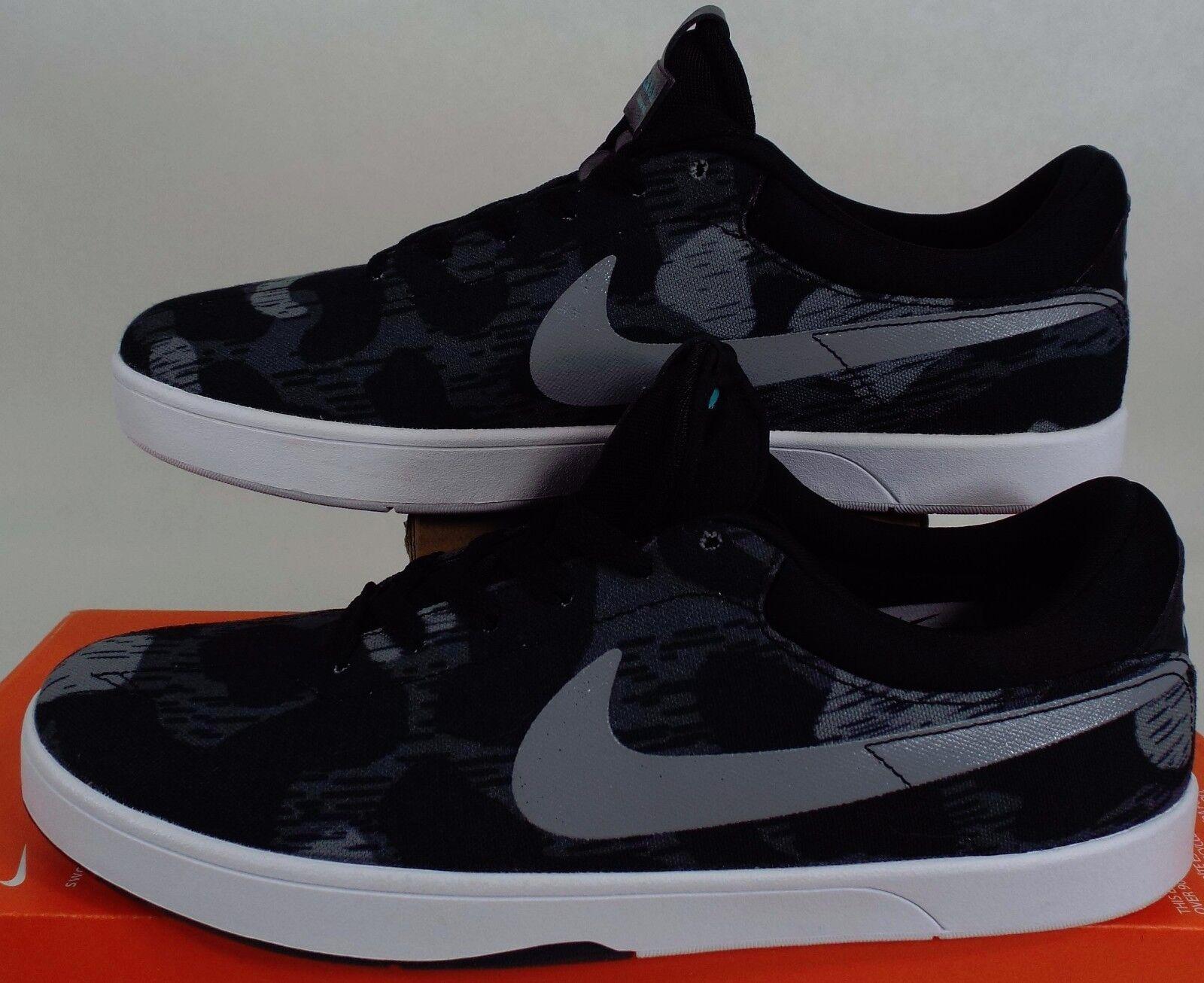 RARE SAMPLE New Mens 9 NIKE SB Eric Koston Signature Model shoes 579778-005