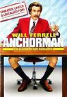 Anchorman: Legend of Ron Burgundy by Paramount - Uni Dist Corp (DVD video, 2016)