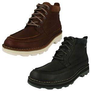 Men's Brown Korik Rise Gtx Ankle Boots