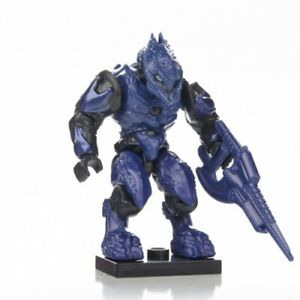 Mega-Bloks-Halo-Series-7-Covenant-Purple-Elite-Zealot-with-Carbine