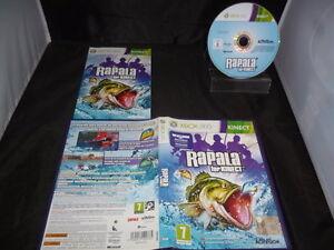 Rapala-for-Kinect-per-Console-Microsoft-XBOX-360-PAL-ITA-Xbox-360
