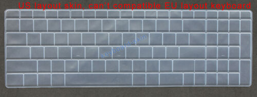 Keyboard Silicone Skin Cover Protector for Asus X551 X551CA X555 x556 x540 x553