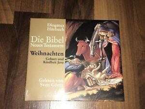 Hörbuch Weihnachten.Details Zu Hörbuch Weihnachten Geburt Und Kindheit Jesu Sven Görtz 1 Cd Neu Eingeschweißt