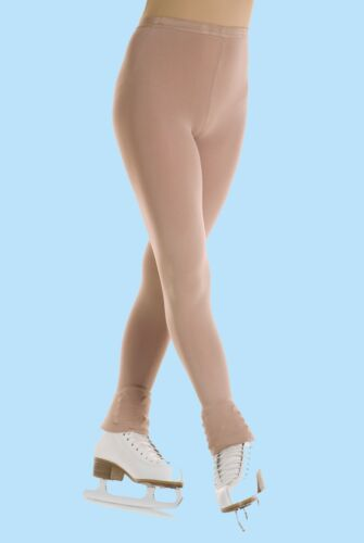 ANY SIZE ANY COLOR Mondor EVOLUTION 3339 Ice Skating Tights Foot Less NEW