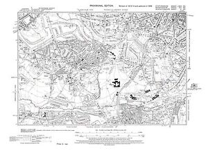Old-Map-of-Birmingham-Harborne-Edgbaston-Staffs-in-1938-Repro-72-SE