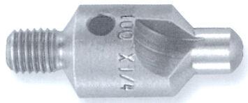 1//2-#8 HSS Threaded Shank Stop Countersink