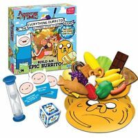 Adventure Time Everything Burrito Game , New, Free Shipping