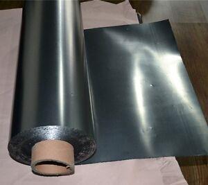 10 Sheets 99.5% Pure Graphite Flexible Foil Sheet Graphoil Gasket 20x25cm