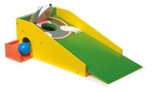 Minigolf in legno con racchette e palline,giocat<wbr/>tolo/gioco