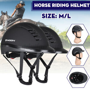 M-L-Horse-Riding-Equestrian-Hat-Helmet-Adjustable-Safety-Head-Protector