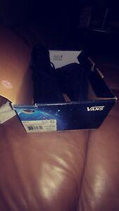 aed35612bf45f5 Vans Shoes Men s Size 8.5 Sk8-Hi High Tops Star Wars Dark Side Darth ...