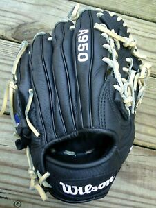 Wilson-A950-Adult-Black-Leather-Baseball-Glove-11-75-Right-Hand-Throw