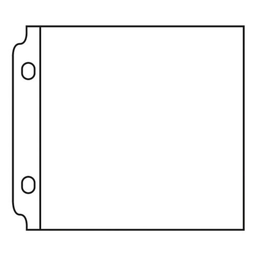 Project Life 4x4 PHOTO SLEEVE 10-Pack PAGE PROTECTORS 50133-6