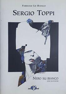 Arte-Sergio-Toppi-Nero-su-bianco-con-eccezioni-ed-2005