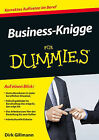 Business-Knigge Fur Dummies by Dirk Gillmann (Paperback, 2011)