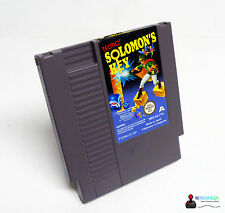 ★ Nintendo Entertainment System NES Spiel - SOLOMON´S KEY PAL A - Modul ★