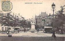 Br34954 Bruxelles Place Anneessens     Belgium