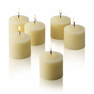"72-OR-36 Beige Bulk Unscented Votive Candles~1-3//8/""D x 1-3//8/""Tall~No Lites~USA"