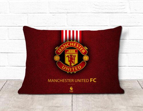 Manchester United Logo Pillow Case
