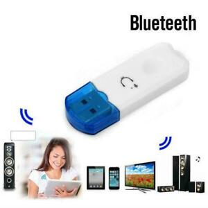 Neue-USB-Bluetooth-Stereo-Audio-Wireless-Receiver-Adapter-fuer-Car-Home-Laut-K2Q0