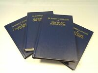 Dr. Robert Schuller (self-help) Lot Of 4: Love Or Loneliness; Your Future...