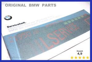 Original-BMW-Serviceheft-Aufkleber-3er-E36-Compact