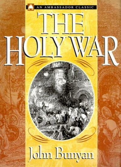 Holy War,John Bunyan- 9781840300260