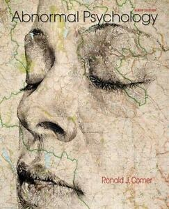 Abnormal psychology by ronald j comer 2015 hardcover revised ebay stock photo fandeluxe Gallery