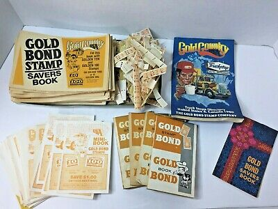 collection in store coupons gold country bond sts books huge lot coupons saver