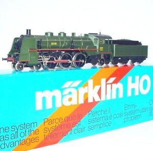Marklin-AC-HO-French-SNCF-231-981-Pacific-ETAT-034-SAINTES-034-STEAM-LOCOMOTIVE-MIB-80