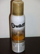 Jerome Russell B Wild!!! Temporary Hair Color Spray GOLD & SILVER  New!!