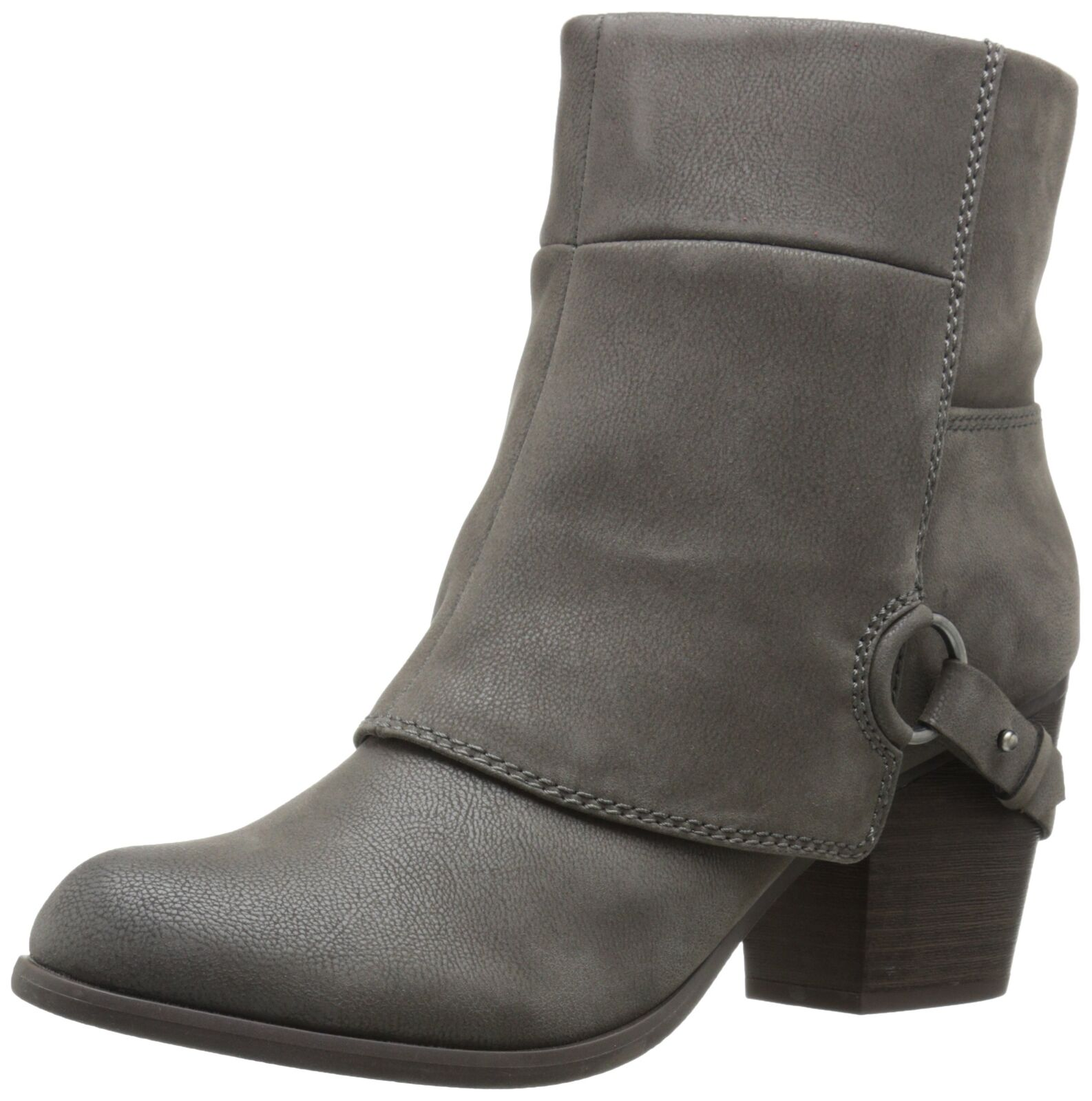 Fergalicious Women's Liza Boot Grey 6B(M) US
