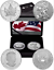 2019-Pride-of-Two-Nations-Canada-Limited-Edition-Two-Coin-Set-Eagle-Maple-Leaf thumbnail 2