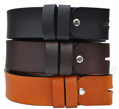 3,5mm Pelle Pieno Di Cambio Cintura 70-160cm F Cintura Fibbia Buckle Larga 4cm 401v-os-mostra Il Titolo Originale
