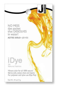 Jacquard-iDye-Fabric-Dye-Natural-Fibres-14g-Aztec-Gold