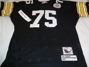 Details about Joe Greene #75 Pittsburgh Steelers Jersey size 52 Mitchell & Ness Throwback